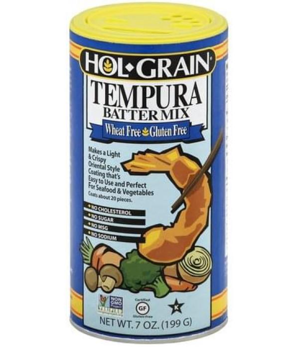 Hol Grain Tempura Batter Mix 7 oz