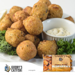 Guidry's Original Flavor Hushpuppies 1lb