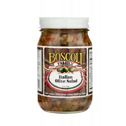 Boscoli Italian Olive Salad 15.5oz