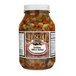 Boscoli Italian Olive Salad 32oz