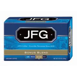 JFG Bonus Blend Medium/Dark Roast Bag AD 11.5oz