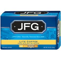 JFG Lite Half the Caffeine Bag 11.5oz