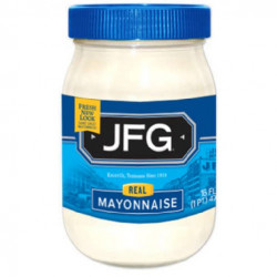 JFG Regular Mayonnaise 16oz