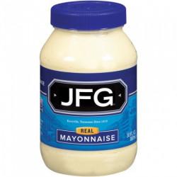 JFG Regular Mayonnaise 30oz
