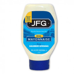 JFG Regular Squeeze Mayonnaise 18oz
