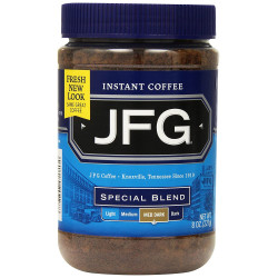 JFG Special Blend Instant Coffee 8oz