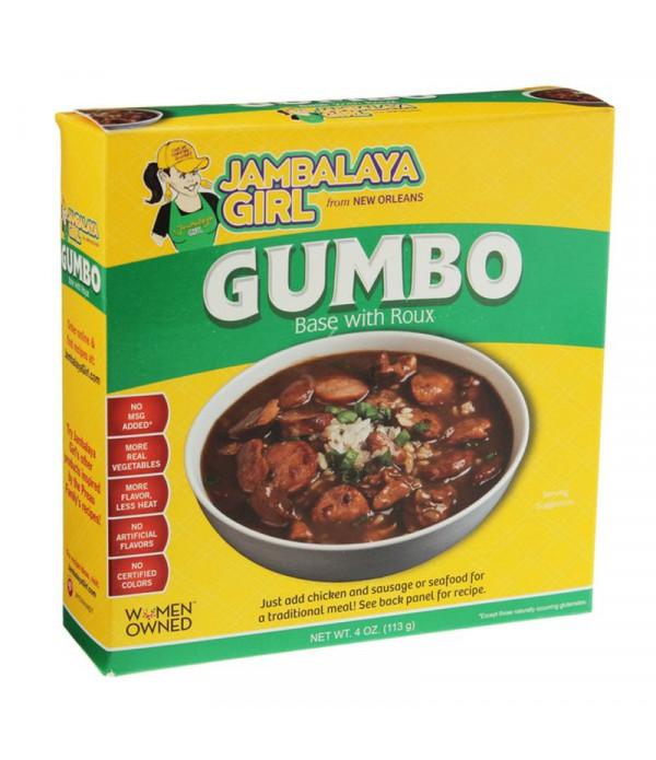 Jambalaya Girl Gumbo 4 oz