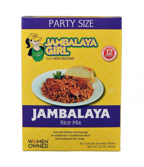 Jambalaya Girl Jambalaya 20 oz