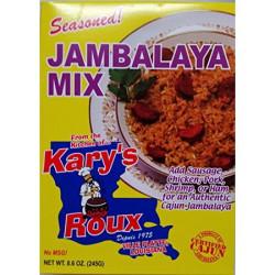 Kary's Jambalaya Mix 8.6oz