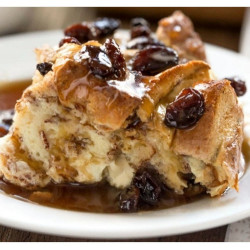 King Creole Bread Pudding 4lb