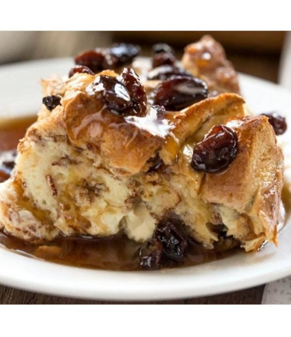 King Creole Bread Pudding 4lb