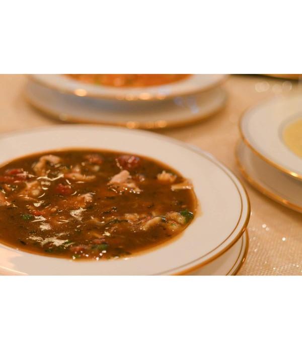 King Creole Chicken & Andouille Gumbo 4lb
