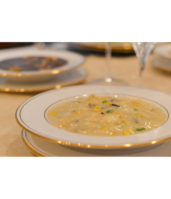 King Creole Corn & Crab Bisque 4lb