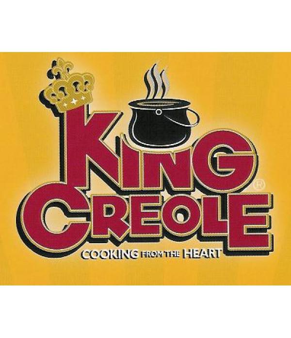 King Creole Cornbread Dressing 4lb
