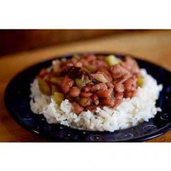 King Creole Red Beans Vegetarian 4lb