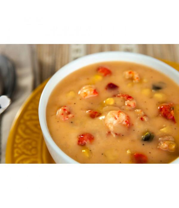 King Creole Crawfish, Corn & Pepper Soup 4lb
