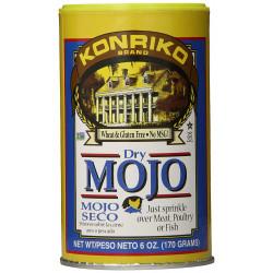 Konriko MOJO SEASONING 6 oz