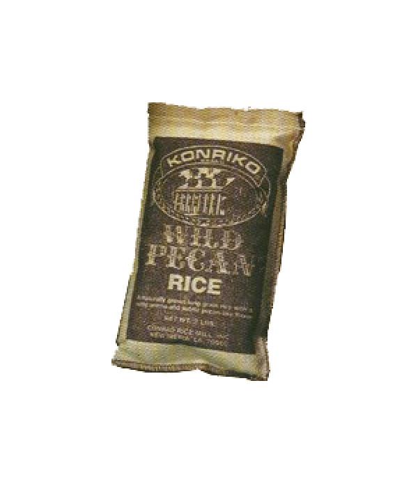 Konriko Wild Pecan Rice 2 lb