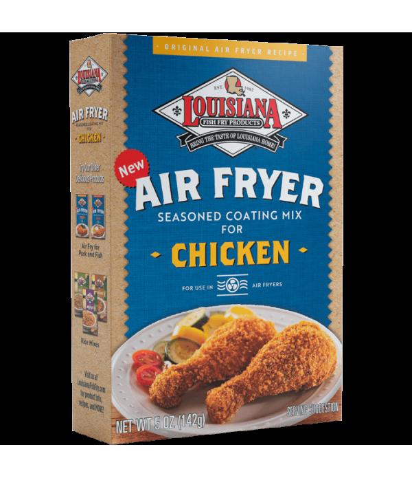 Louisiana Fish Fry Chicken Air Fryer Mix 5 oz