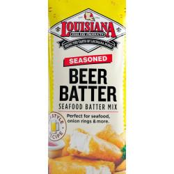 Louisiana Fish Fry Beer Batter Mix 50lb