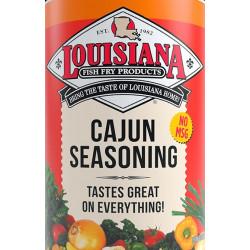Louisiana Fish Fry Cajun Seasoning 50lb