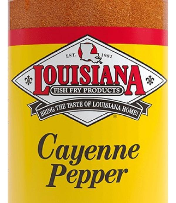 Louisiana Fish Fry Cayenne Pepper 25 lb