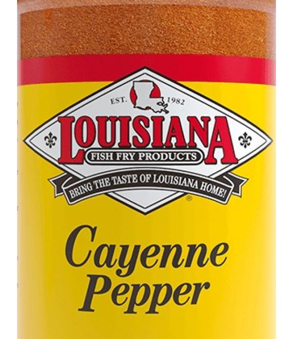 Louisiana Fish Fry Cayenne Pepper 50 lb