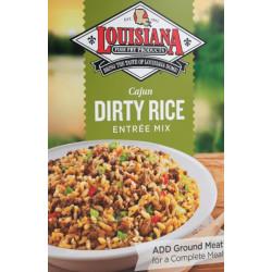 Louisiana Fish Fry Dirty Rice Mix 10lb