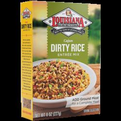 Louisiana Fish Fry Dirty Rice Mix 8oz