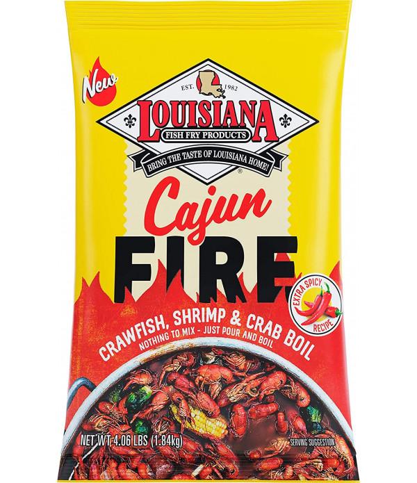 Louisiana Fish Fry Fire Boil 65 oz