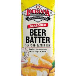 Louisiana Fish Fry Beer Batter Mix 25lb