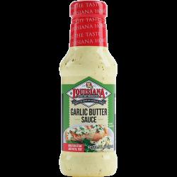 Louisiana Fish Fry Garlic Butter Sauce 10.5oz