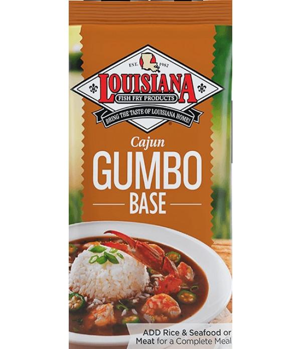 Louisiana Fish Fry Gumbo Base 10 lb