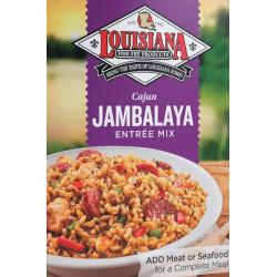 Louisiana Fish Fry Jambalaya Mix 4 x 2.5lb