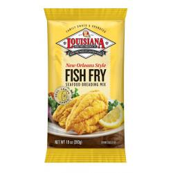 Louisiana Fish Fry New Orleans Style Lemon Fish Fr...