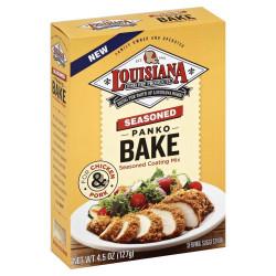 Louisiana Fish Fry Panko Bake 4.5oz