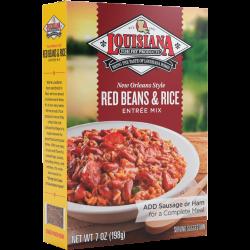 Louisiana Fish Fry Red Beans & Rice Mix 7oz