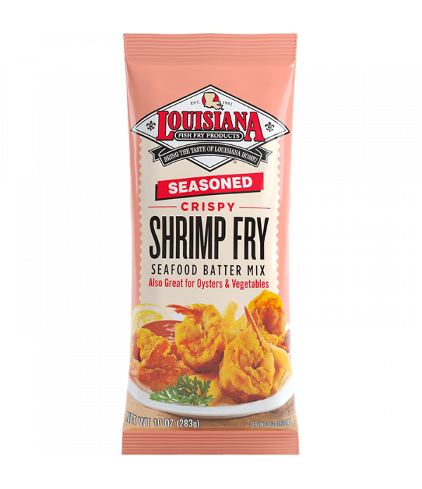 Louisiana Fish Fry Shrimp Fry 10 oz