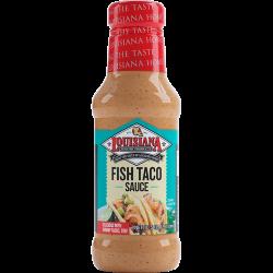 Louisiana Fish Fry Fish Taco Sauce 10.5oz