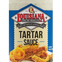 Louisiana Fish Fry Tartar Sauce Gallon