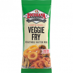 Louisiana Fish Fry Veggie Fry 8.5oz