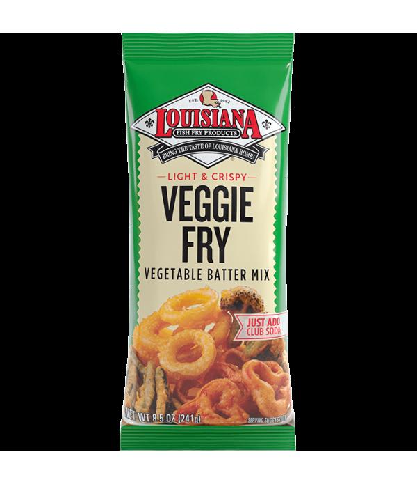 Louisiana Fish Fry Veggie Fry 8.5 oz
