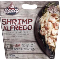 Legacy Shrimp Alfredo 26oz