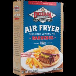 Louisiana Fish Fry Air Fry BBQ Coating Mix 5oz