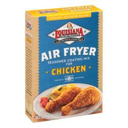 Louisiana Fish Fry Air Fry Chicken Coating Mix 5oz
