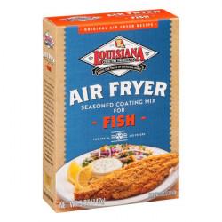 Louisiana Fish Fry Air Fry Fish Coating Mix 5oz