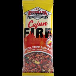 Louisiana Fish Fry Cajun Fire Boil 14oz