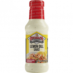 Louisiana Fish Fry Lemon Dill Sauce 10.5oz