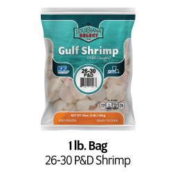 Louisiana Select 26-30 Peeled & Deveined Shrim...