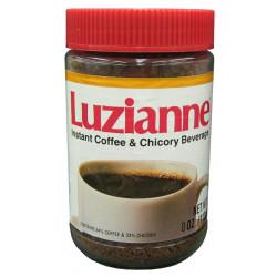 Luzianne Instant Coffee & Chicory 8oz
